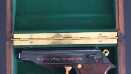 Walther PP 7,65 mm 50 Jahre Ed