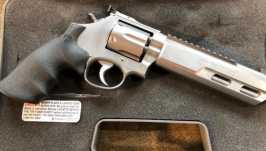 SMITH & WESSON 686 Competitor Performance Center im Kaliber .357 Mag