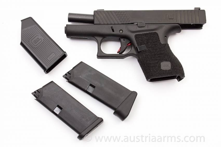 ZEV Technologies G43 Gunfighter Kaliber 9 x 19 mm