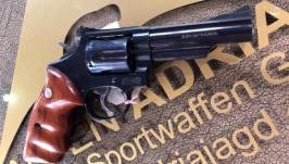 Smith & Wesson Mod. 19-7 Kaliber .357 mag