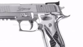 SIG SAUER X-FIVE CHROME & CARBON KALIBER  9 PARA