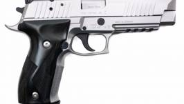 SIG Sauer X-Five Allround Stainless Kaliber 9x19 mm