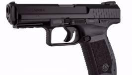 CANIK TP 9 SF 9X19 SA/DA LL 113 MM BLACK