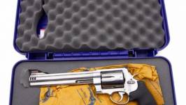 Smith & Wesson 500, 7.5 Zoll LL Kaliber .500 S&W Magnum