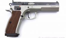 CZ75 Tactical Sports Kaliber 9x19 mm