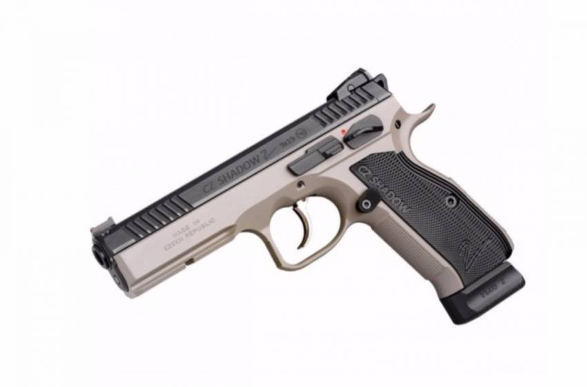 CZ SHADOW 2 9X19 URBAN GRAY