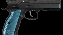 CZ SHADOW 2 9X19 BLACK BLUE