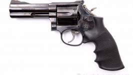 Smith & Wesson 586-3 Kaliber .357 Magnum