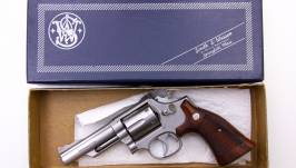 Smith & Wesson Mod. 66 Stainless Kaliber .357 Magnum