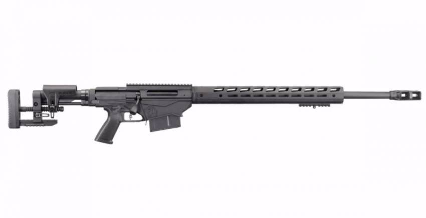 RUGER PRECISION RIFLE 338 LAP MAG