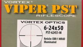 Vortex Viper PST Riflescope