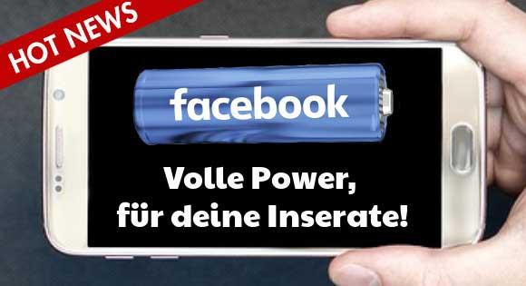 Facebook-Inserate-Gebrauchte-Waffen
