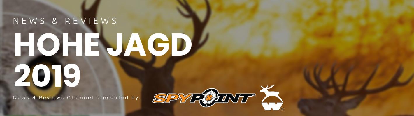 Spypoint Hohe Jagd 2019